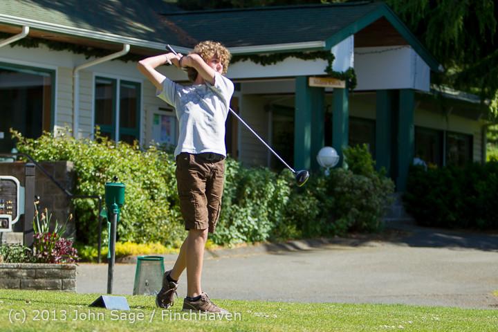 19163 VHS Golf at Vashon Golf and Swim Club 050613