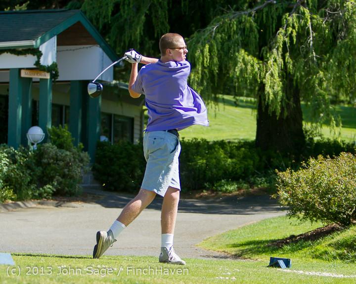 19178 VHS Golf at Vashon Golf and Swim Club 050613