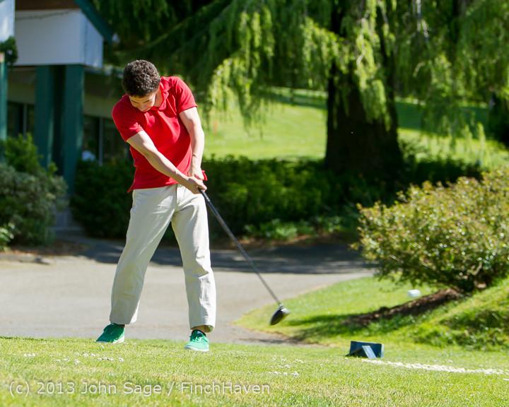 19203 VHS Golf at Vashon Golf and Swim Club 050613
