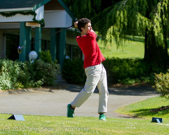 19205 VHS Golf at Vashon Golf and Swim Club 050613