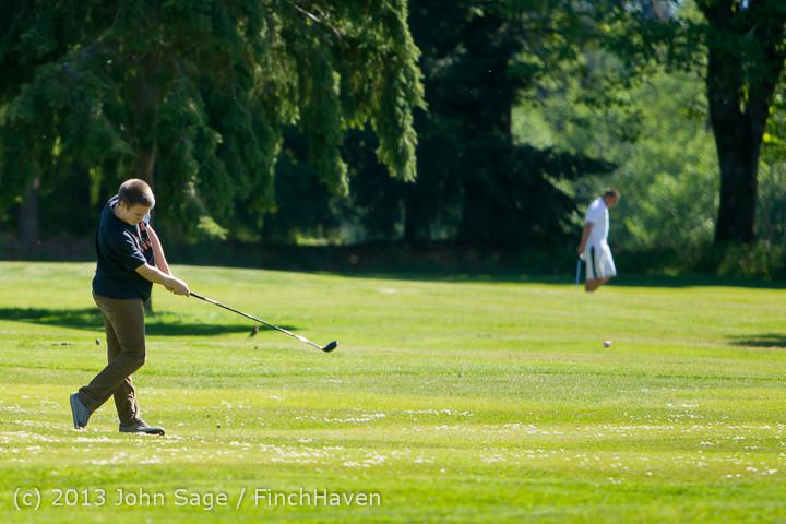 19247 VHS Golf at Vashon Golf and Swim Club 050613