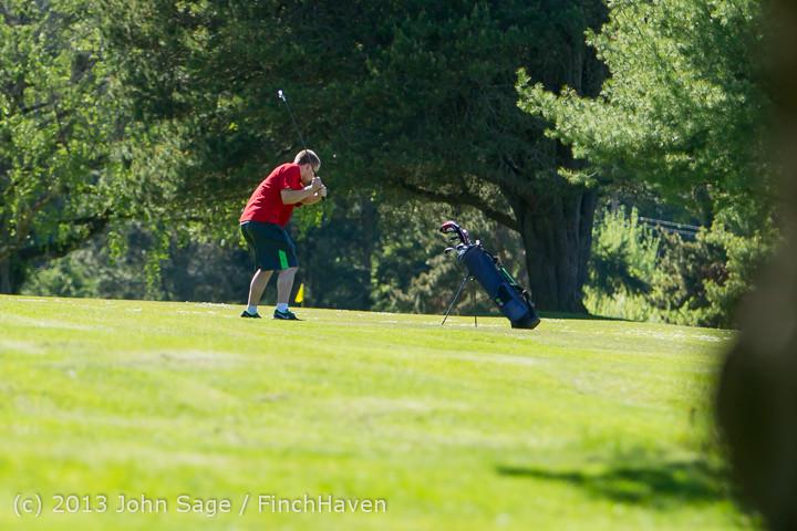 19284 VHS Golf at Vashon Golf and Swim Club 050613