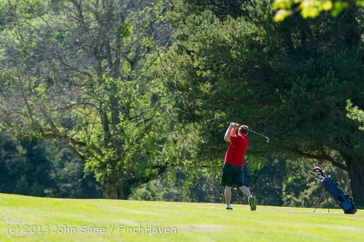 19288 VHS Golf at Vashon Golf and Swim Club 050613