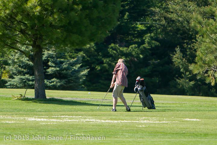 19301 VHS Golf at Vashon Golf and Swim Club 050613