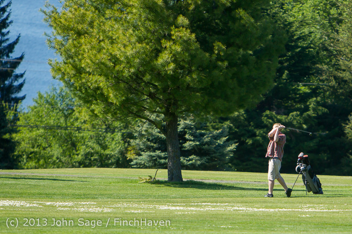 19305 VHS Golf at Vashon Golf and Swim Club 050613