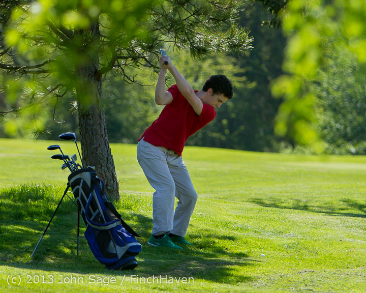 19330 VHS Golf at Vashon Golf and Swim Club 050613