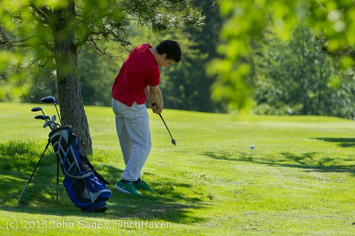 19333 VHS Golf at Vashon Golf and Swim Club 050613