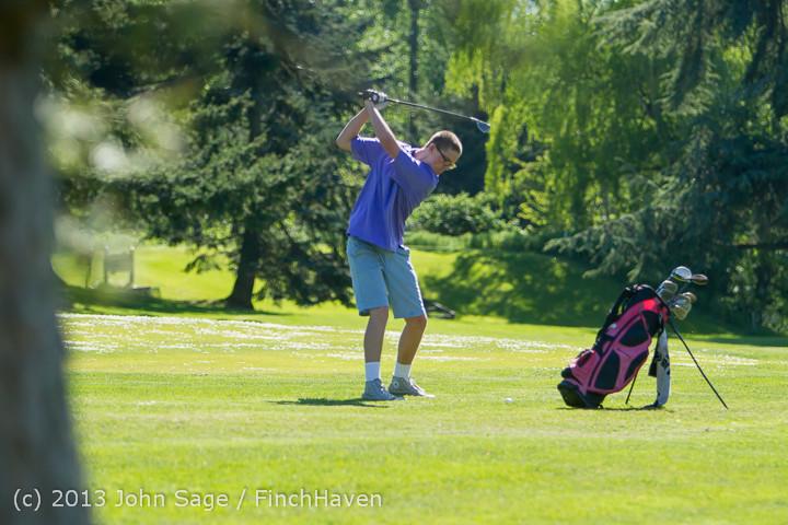 19343 VHS Golf at Vashon Golf and Swim Club 050613