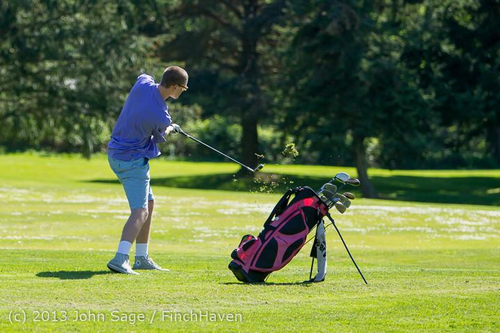19362 VHS Golf at Vashon Golf and Swim Club 050613