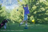 19450 VHS Golf at Vashon Golf and Swim Club 050613