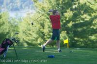 19481 VHS Golf at Vashon Golf and Swim Club 050613