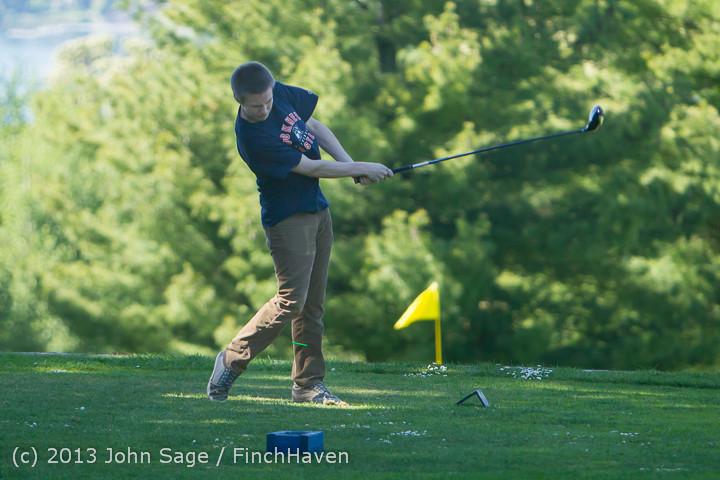 19494 VHS Golf at Vashon Golf and Swim Club 050613