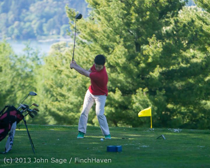 19500 VHS Golf at Vashon Golf and Swim Club 050613