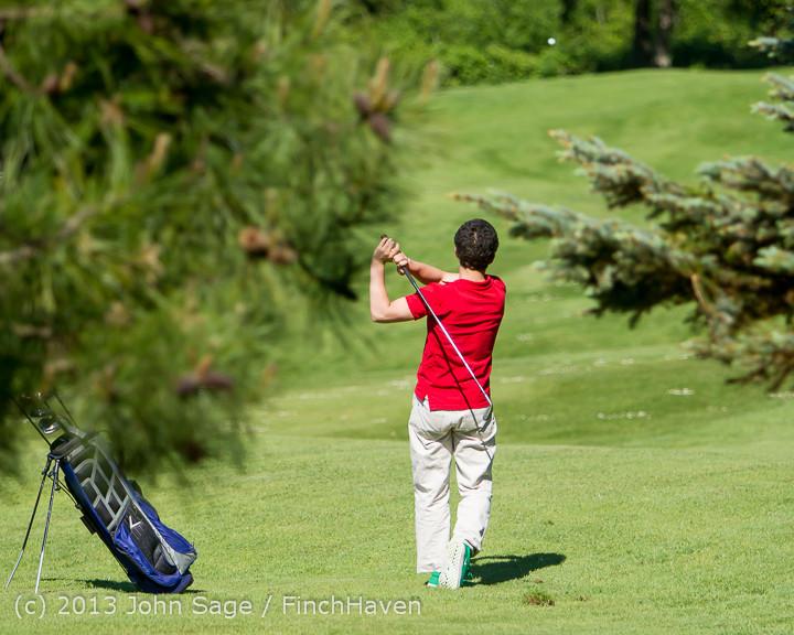 19588 VHS Golf at Vashon Golf and Swim Club 050613