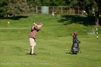 20022 VHS Golf at Vashon Golf and Swim Club 050613
