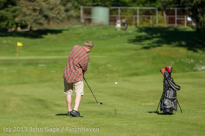20024 VHS Golf at Vashon Golf and Swim Club 050613