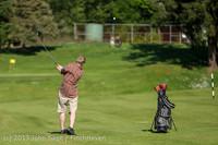 20025 VHS Golf at Vashon Golf and Swim Club 050613