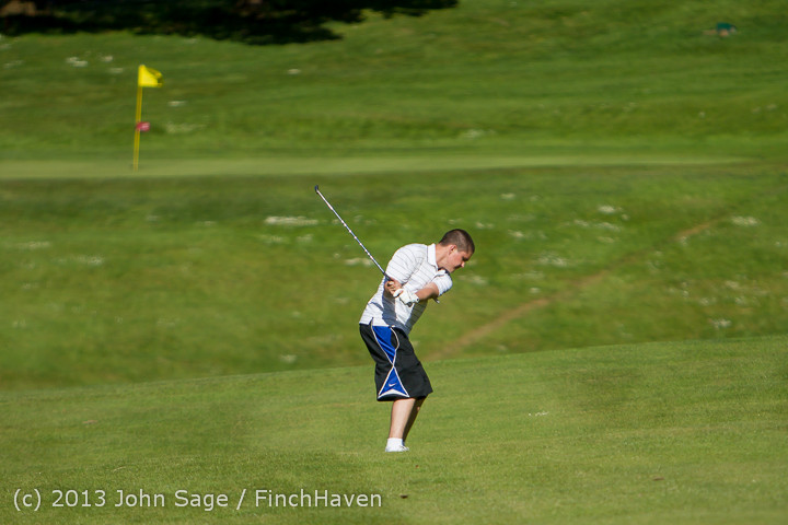 20050 VHS Golf at Vashon Golf and Swim Club 050613
