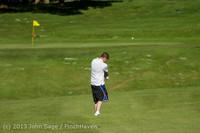 20052 VHS Golf at Vashon Golf and Swim Club 050613