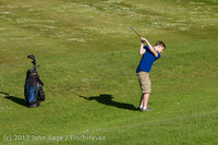 20063 VHS Golf at Vashon Golf and Swim Club 050613