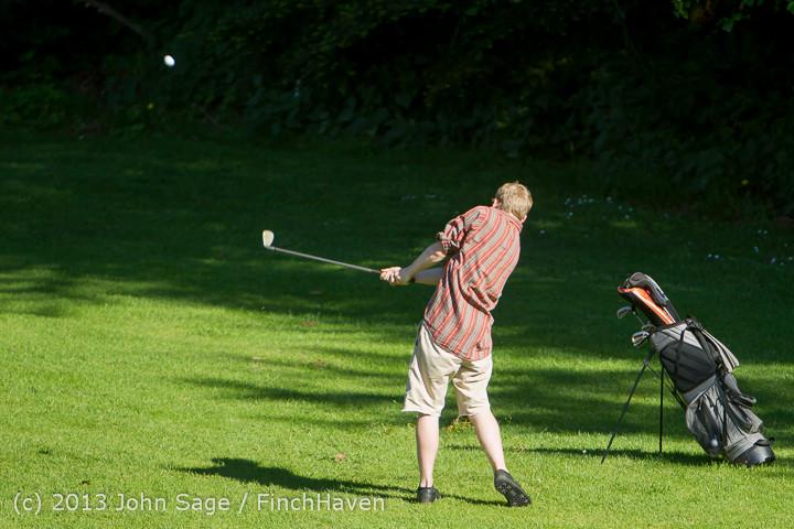 20088 VHS Golf at Vashon Golf and Swim Club 050613