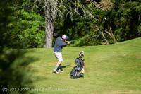 20098 VHS Golf at Vashon Golf and Swim Club 050613