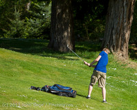 20138 VHS Golf at Vashon Golf and Swim Club 050613