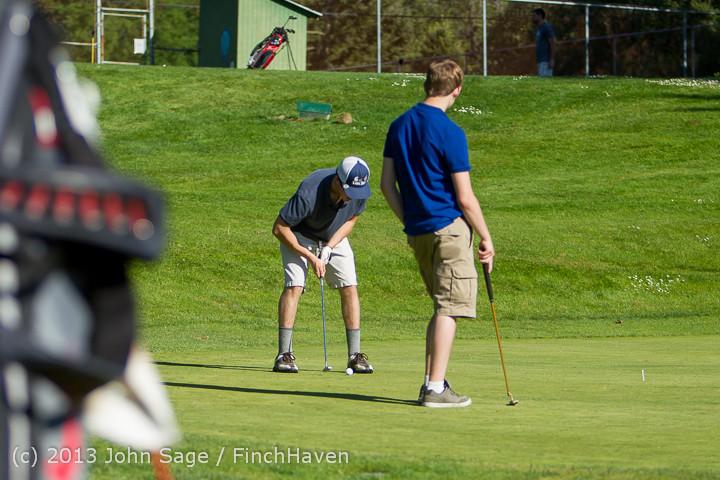 20159 VHS Golf at Vashon Golf and Swim Club 050613