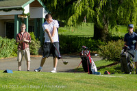 20187 VHS Golf at Vashon Golf and Swim Club 050613