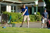 20251 VHS Golf at Vashon Golf and Swim Club 050613