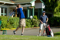 20255 VHS Golf at Vashon Golf and Swim Club 050613