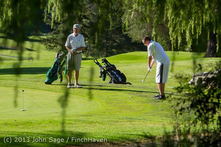 20295 VHS Golf at Vashon Golf and Swim Club 050613
