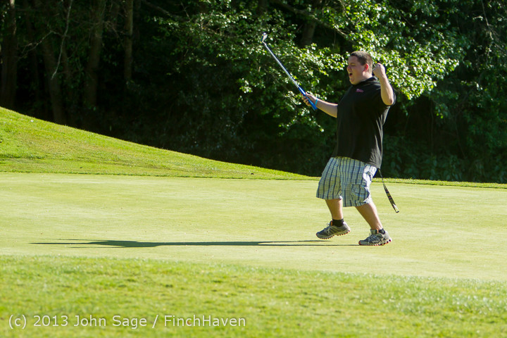 20447 VHS Golf at Vashon Golf and Swim Club 050613