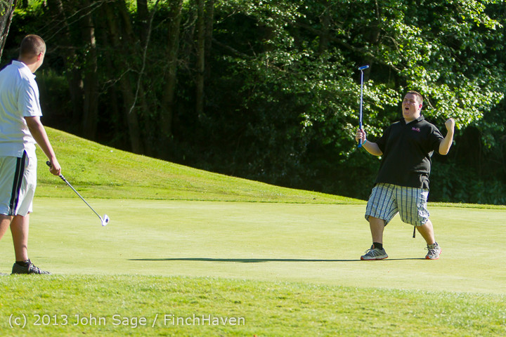 20457 VHS Golf at Vashon Golf and Swim Club 050613