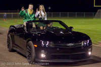 22974 VHS Homecoming Court 2013 101113