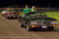 22985 VHS Homecoming Court 2013 101113