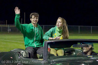 22988 VHS Homecoming Court 2013 101113