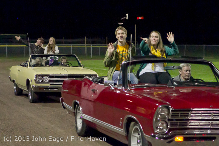 22993 VHS Homecoming Court 2013 101113