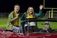 22995 VHS Homecoming Court 2013 101113
