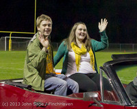 22998 VHS Homecoming Court 2013 101113