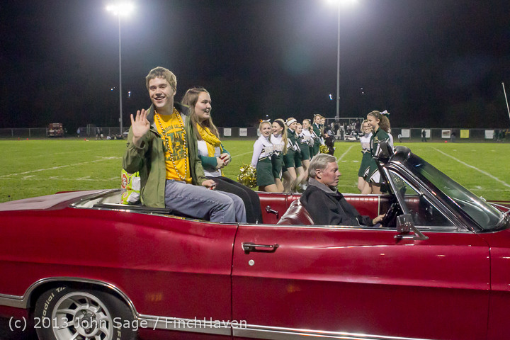 23001 VHS Homecoming Court 2013 101113
