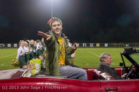 23002 VHS Homecoming Court 2013 101113