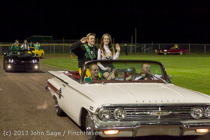 23012 VHS Homecoming Court 2013 101113