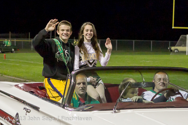 23014 VHS Homecoming Court 2013 101113