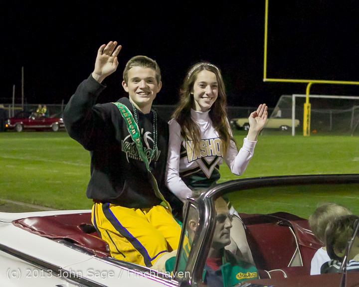 23015 VHS Homecoming Court 2013 101113