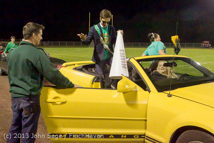 23051 VHS Homecoming Court 2013 101113