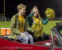 23078 VHS Homecoming Court 2013 101113