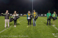 23112 VHS Homecoming Court 2013 101113