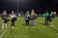 23121 VHS Homecoming Court 2013 101113