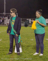 23143 VHS Homecoming Court 2013 101113